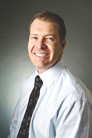 Golden CO Dentist, Dr. Christopher Sprout