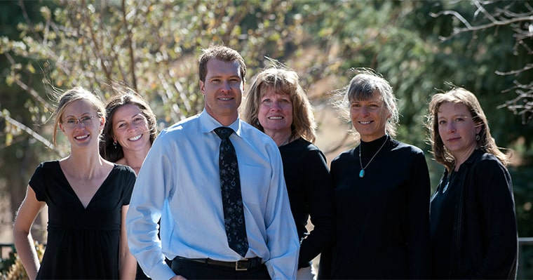The family dentistry team at Genesee Dental Group in Golden, CO